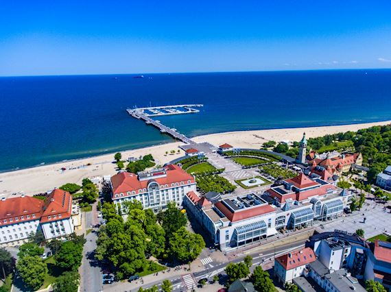 Sheraton Sopot Spa by the Baltic Sea
