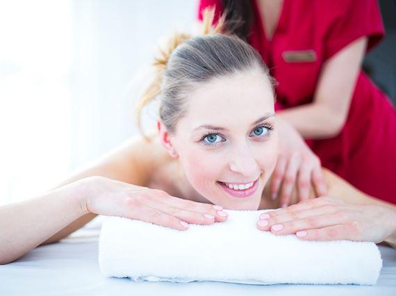 Massage and spa in Sheraton Sopot, Poland
