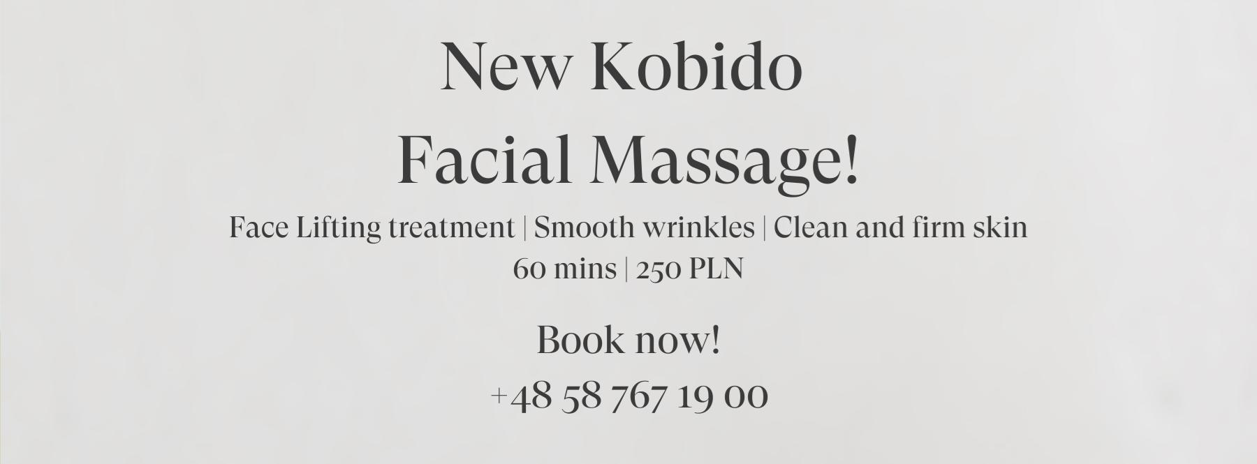 Kobido treatment