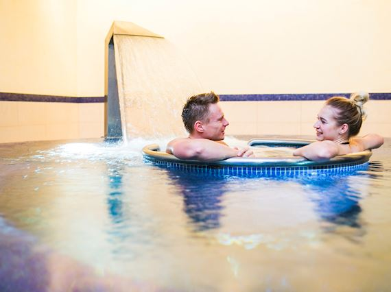 SPA complex for a couple, Sopot Poland